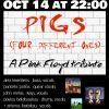 PIGS (Pink Floyd Tribute) - Rockwood Live Stage