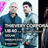 Release Athens 2018 / June 1 / Thievery Corporation, UB40 and more