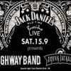Mr Highway Band & Drunk Jackals Live at Βινυλιο
