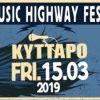 8th Music Highway Festival 15/3