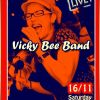 """Vicky Bee Band Live at """"Έλη του Κλου"""" 16/11"""