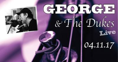 George and the Dukes live!