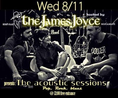 THE ACOUSTIC SESSIONS LIVE