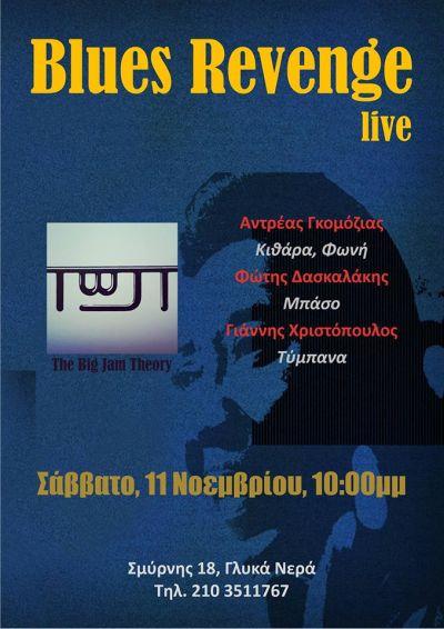 Blues Revenge Live