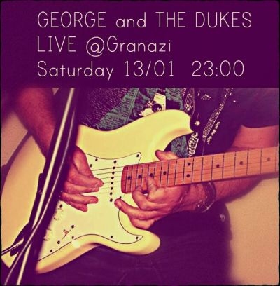 George and The Dukes at Granazi