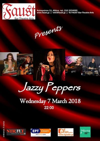Jazzy Peppers Live at Faust!
