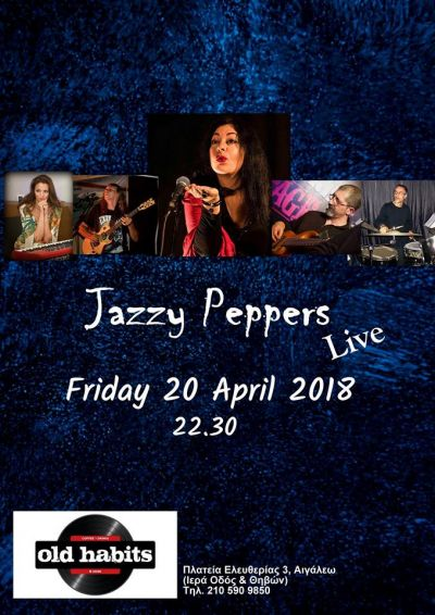 Jazzy Peppers live at Old Habits