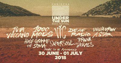 Under The Sun Rock Festival 2018