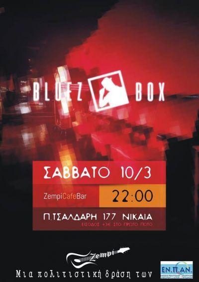 Bluez Box at Zempi
