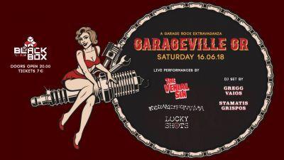 GarageVille GR Mini Fest