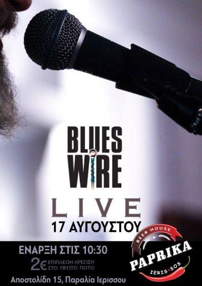 Blues Wire!