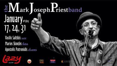 The Mark Joseph Priest Band 17-24-31/1