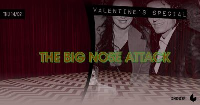 The Big Nose Attack Live at six dogs 14/2