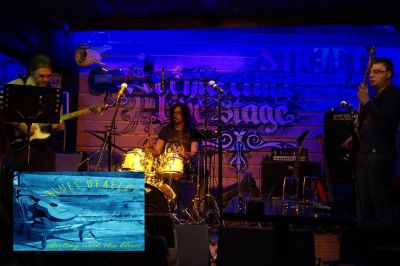 The Blues Dealers 13/5 live στο μουσικο στεκι ιλιου 13/5