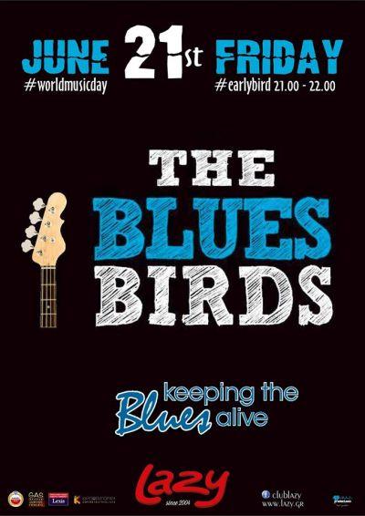 The Bluesbirds 21/6