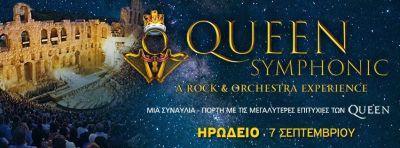 QUEEN Symphonic 7/9