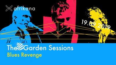 The Garden Sessions: Blues Revenge 19/9