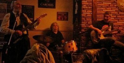Blues Revenge Live 10/9