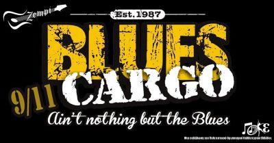 Blues Cargo at Zempi Cafe Bar 9/11