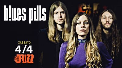 Blues Pills live in Athens 4/4