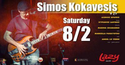Simos Kokavesis and Co 8/2