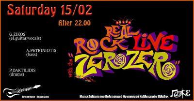 Zero Zero Live at Zempi 15/2