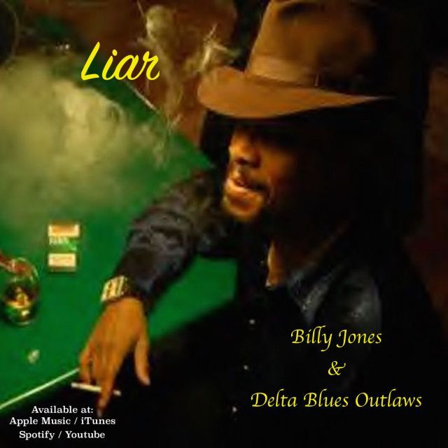 Billy Jones & Delta Blues Outlaws